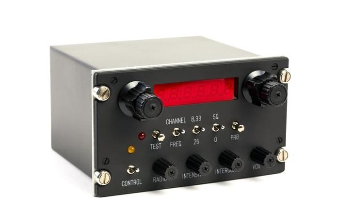VHF/UHF radiostanice, antény