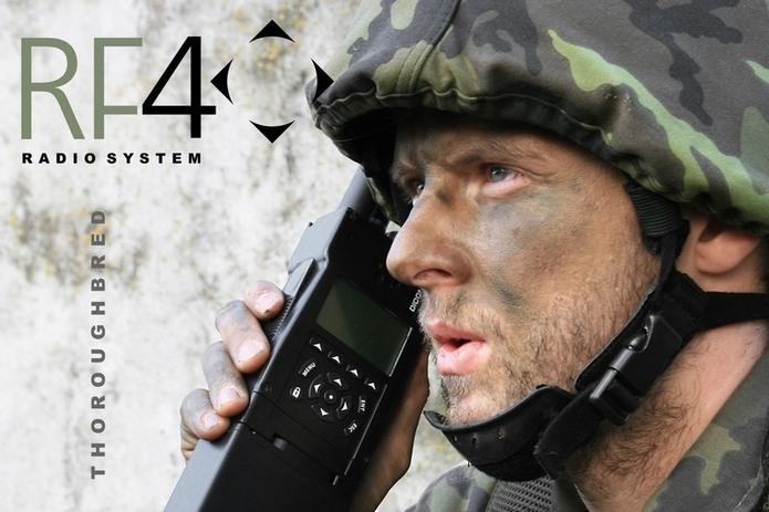 Rádiový systém DICOM®RF40