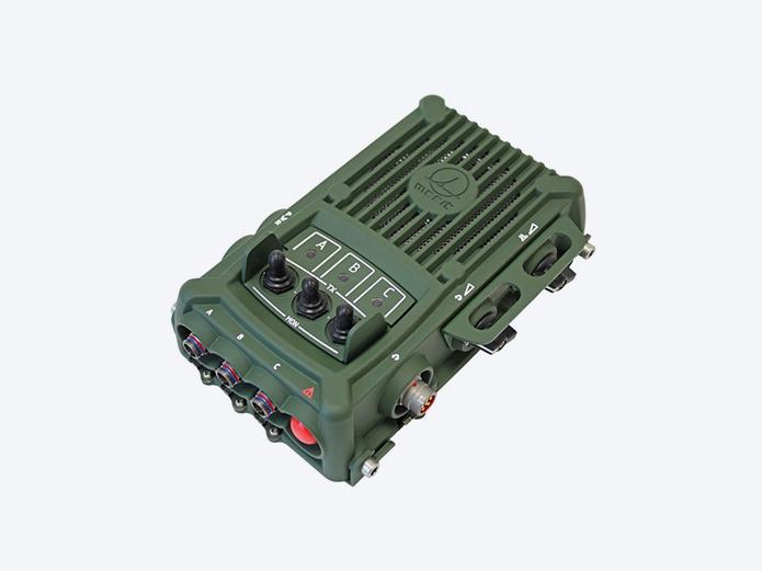 Monitor radiostanic RM1