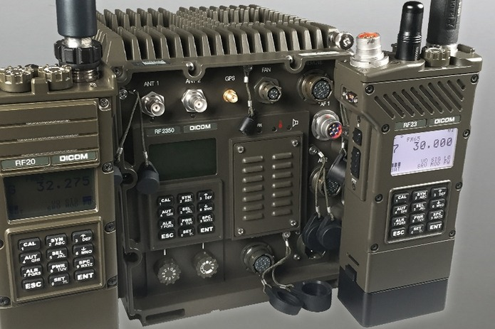 Rádiový systém DICOM®RF20