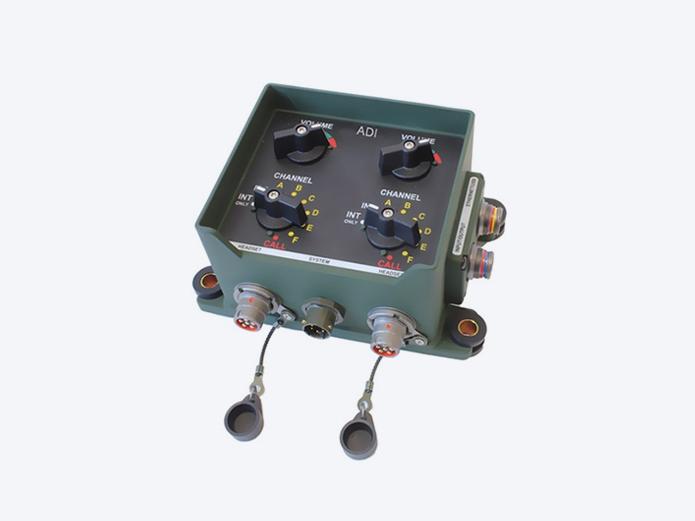 Audio a Data Interface