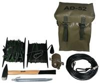 AD-52 - Drátová  anténa