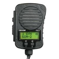 RM23 - Ruční mikrofon s ovládáním