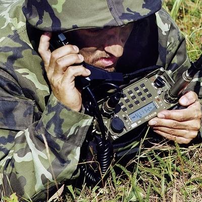 Přenosná radiostanice DICOM®RF13