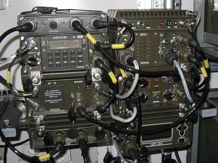Základní technické parametry