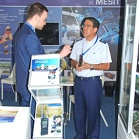 MESIT at the exhibition in Chile