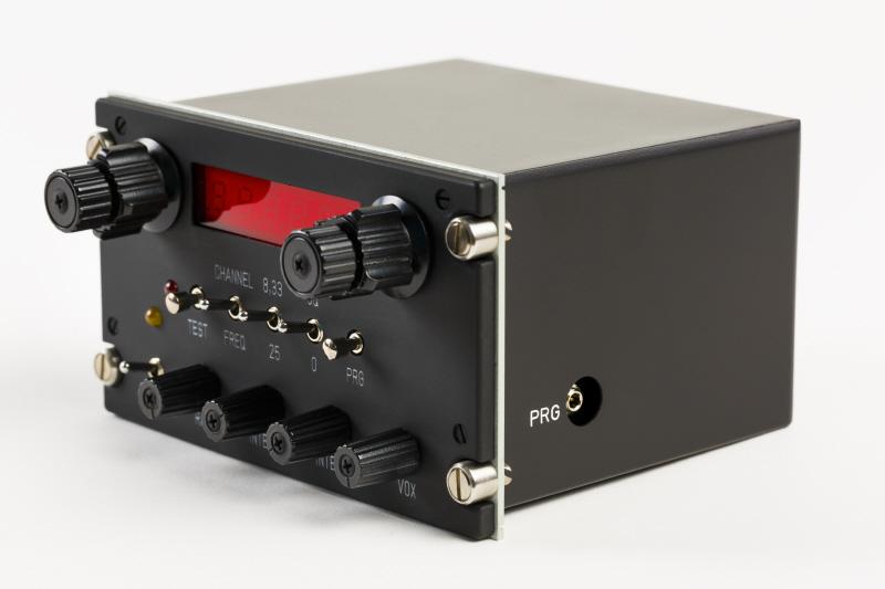 MESIT - VHF/UHF radiostanice, antény