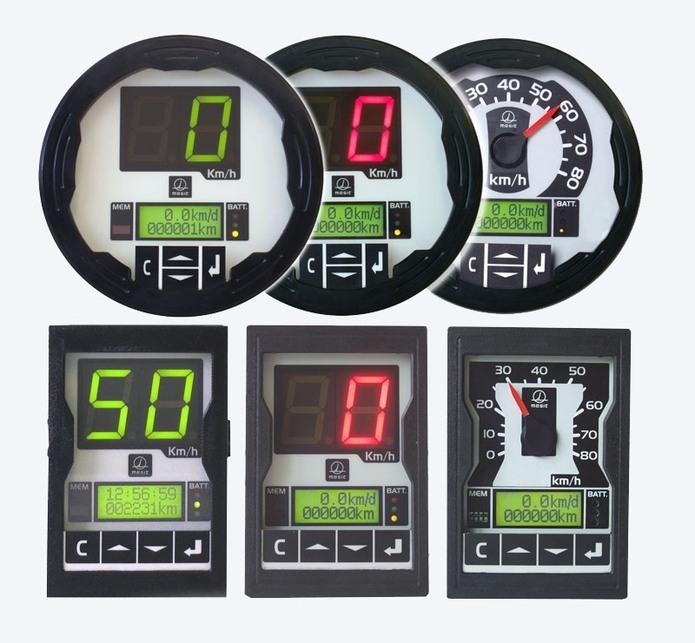 Versions of display units