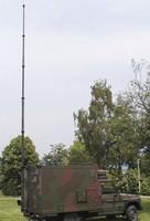 Telescopic winch driven mast 10 m