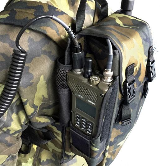 RF2305 - přenosná radiostanice