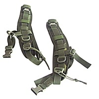Combination shoulder straps (left, right)