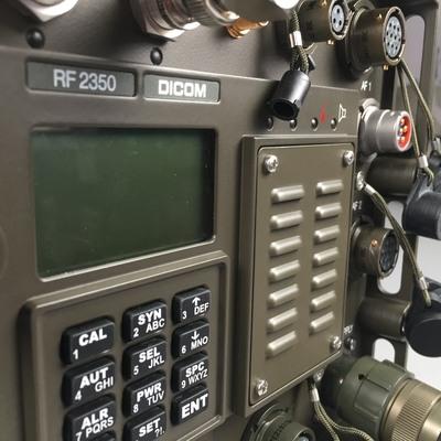 Mobile transceivers (RF2350, RF2050, RF23M, ...)