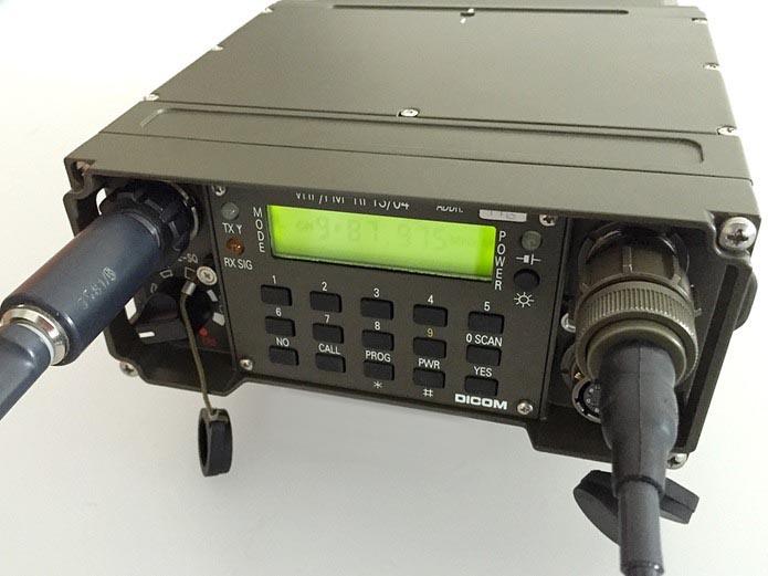 DICOM®RF13 transceiver