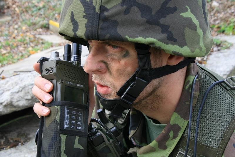 DICOM®RF20 radio system - MESIT asd, s r o