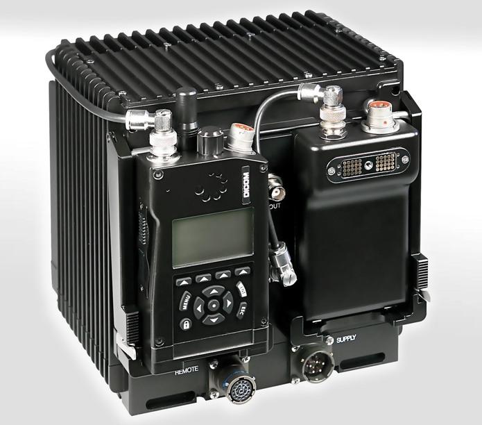 DICOM®RF4050 vehicular radio