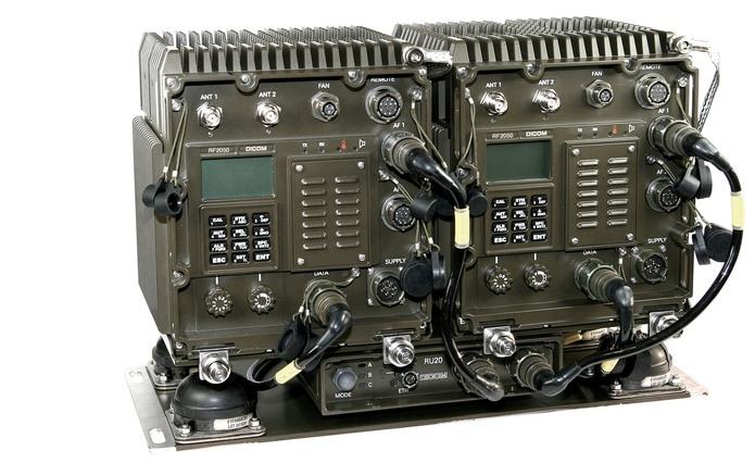 DICOM®AR20 Automatic rebroadcast station