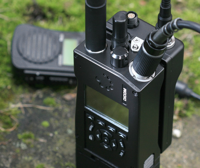 WF40 - operation in the VHF/UHF