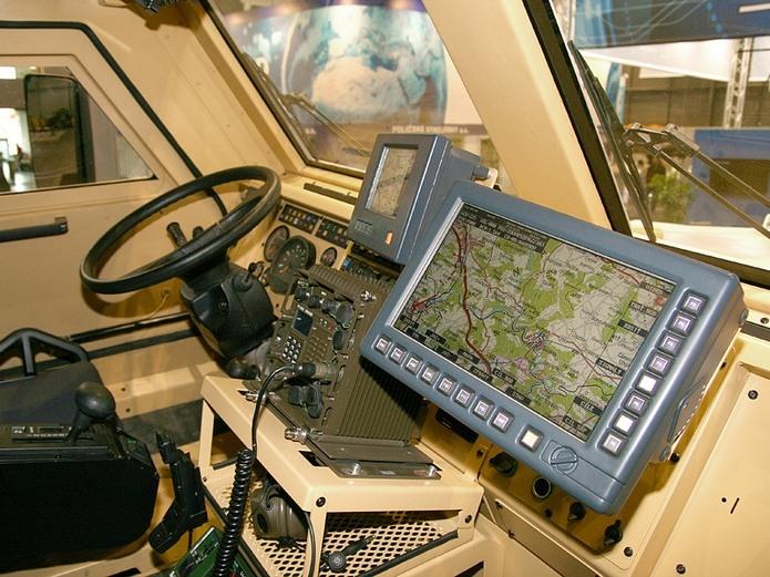 GPS signal reception