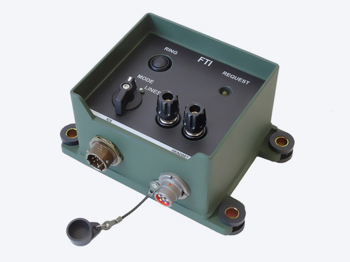 Field Telephone Interface