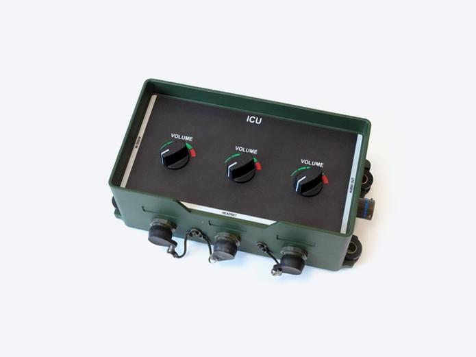 Intercom Communication Unit