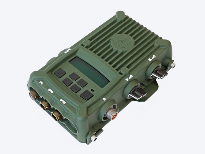 VICM 300 Battlefield Announcement System
