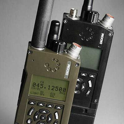 Sistema de radio DICOM®RF40
