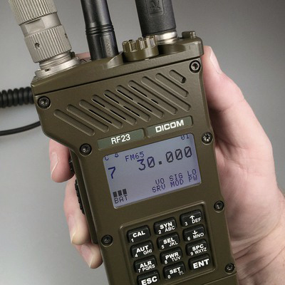 Sistema de radio DICOM®RF20