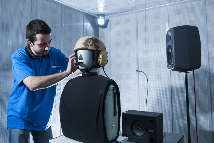 Electro-acoustic testing